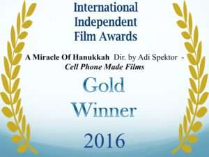 A Miracle Of Hanukkah  Dir. by Adi Spektor  - Cell Phone Made Films